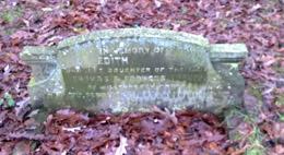 Edith grave
