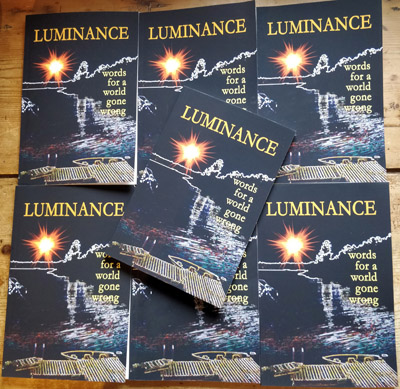 BLOG LUMINANCE paperbacks