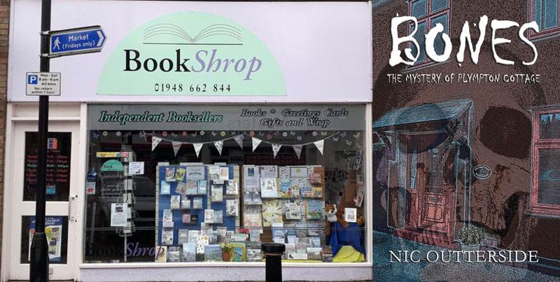 Blog BookShrop ad